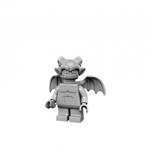 LEGO Collectible Minifigures Series 14 Monsters (71010) Gargoyle