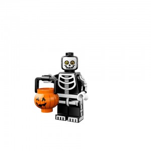 LEGO Collectible Minifigures Series 14 Monsters (71010) Skeleton Guy