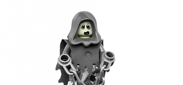 LEGO Collectible Minifigures Series 14 Monsters (71010) Spectre