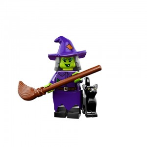 LEGO Collectible Minifigures Series 14 Monsters (71010) Wacky Witch