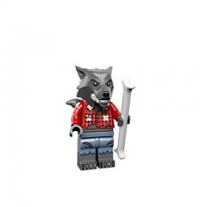 LEGO Collectible Minifigures Series 14 Monsters (71010) Wolf Guy