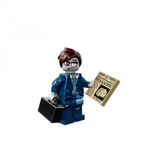 LEGO Collectible Minifigures Series 14 Monsters (71010) Zombie Businessman