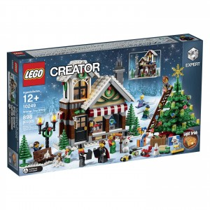LEGO Creator Winter Village Winter Toy Shop (10249) 01
