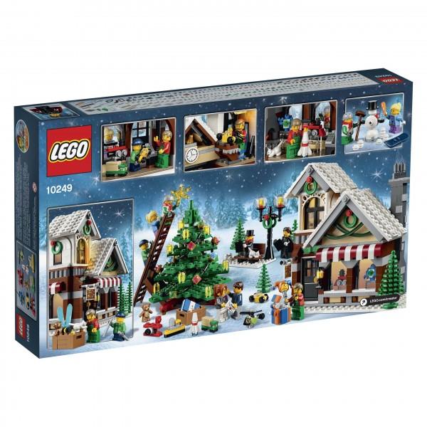 LEGO Creator Winter Village Winter Toy Shop (10249) 03