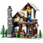 LEGO Creator Winter Village Winter Toy Shop (10249) 08