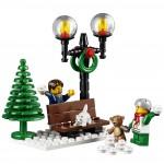 LEGO Creator Winter Village Winter Toy Shop (10249) 09