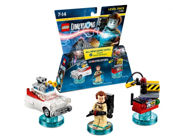 LEGO Dimensions Ghostbusters Level Pack (71228)
