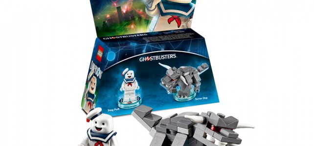 LEGO Dimensions Ghostbusters Level Pack (71233)