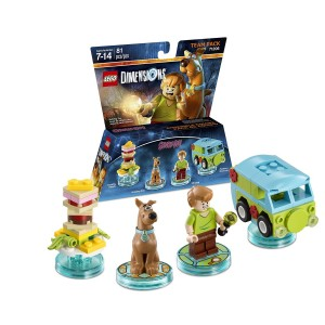 LEGO Dimensions Scooby-Doo Team Pack (71206)
