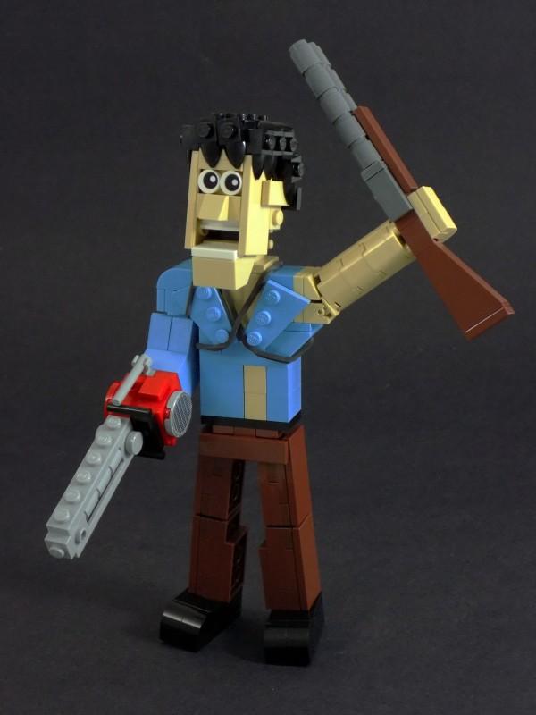 LEGO Evil Dead Ash