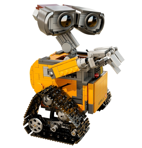 LEGO Ideas #011 WALL•E (21303) 02