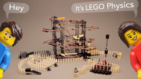 LEGO Ideas LEGO Physics