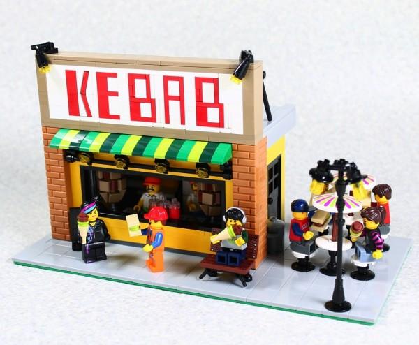 LEGO Kebab 01