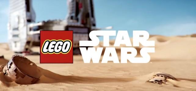 Publicité LEGO Star Wars 7