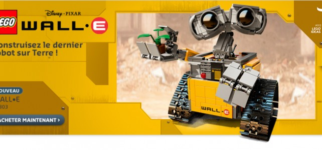 21303 LEGO Wall-E