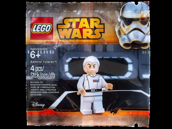 5002947 LEGO Star Wars Amiral Yularen