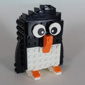 Blockheads pingouin