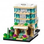 LEGO Bricktober 40141 Bricktober Hotel 01