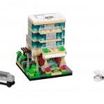 LEGO Bricktober 40141 Bricktober Hotel 04