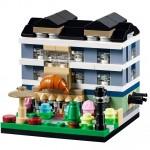 LEGO Bricktober 40143 Bricktober Bakery 04