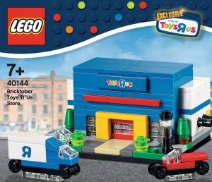 LEGO Bricktober 40144 Bricktober ToysRUs Store 00