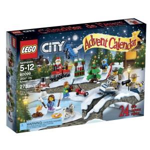 LEGO City 2015 Advent Calendar (60099)