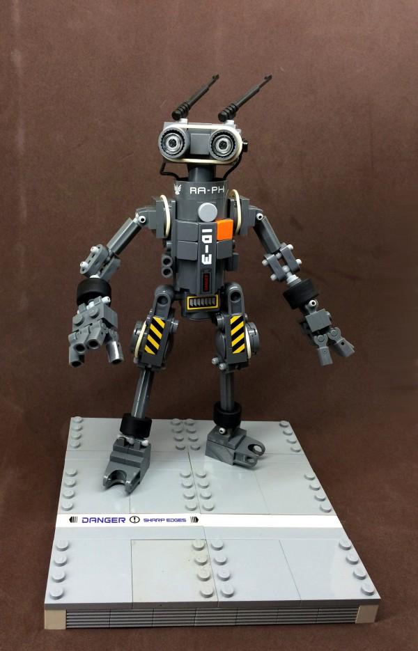 LEGO Robot utilitaire