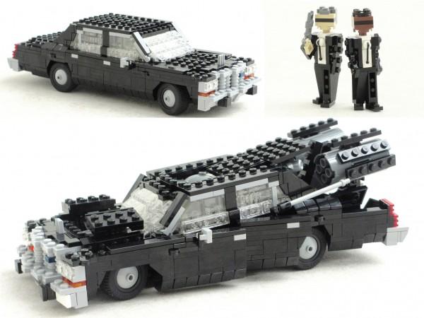 Men In Black Ford P.O.S.