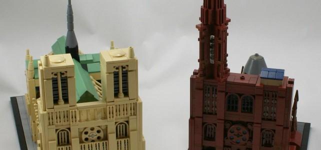 Notre Dame (LEGO Architecture)