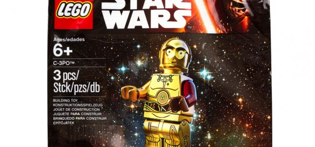 polybag 5002948 C-3PO bag