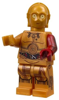 polybag 5002948 C-3PO