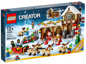 10245 Santa's Workshop