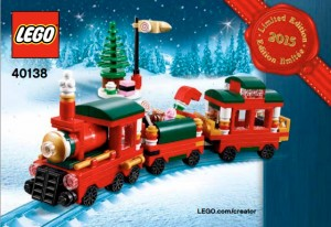 40138 Christmas Train
