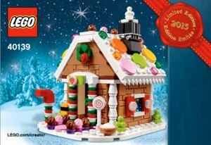 40139 Gingerbread House