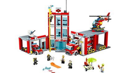 LEGO 60110