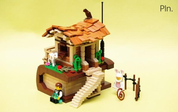 LEGO livre