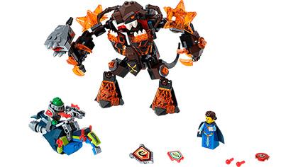 70325 Giant Lava Monster