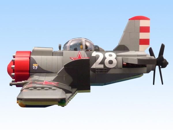 D-68 Punisher side
