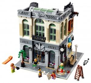 LEGO Creator Expert Modular 10251 Brick Bank 01