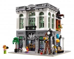 LEGO Creator Expert Modular 10251 Brick Bank 02