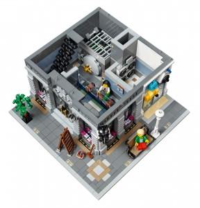LEGO Creator Expert Modular 10251 Brick Bank 03