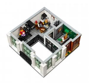 LEGO Creator Expert Modular 10251 Brick Bank 04