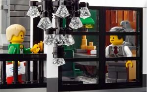LEGO Creator Expert Modular 10251 Brick Bank 11