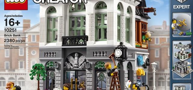 LEGO Creator Expert Modular 10251 Brick Bank