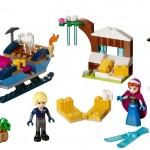 LEGO Disney Princess Frozen 41066 - Anna & Kristoff's Sleigh Adventure 2