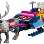 LEGO Disney Princess Frozen 41066 - Anna & Kristoff's Sleigh Adventure 3