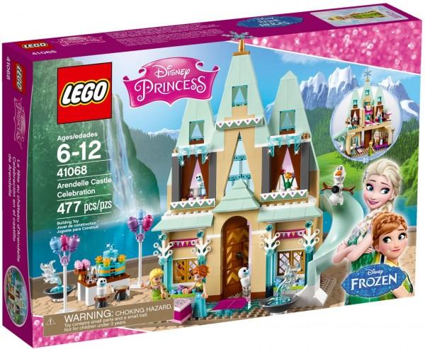 LEGO Disney Princess Frozen 41068 - Arendelle Castle Celebration 1