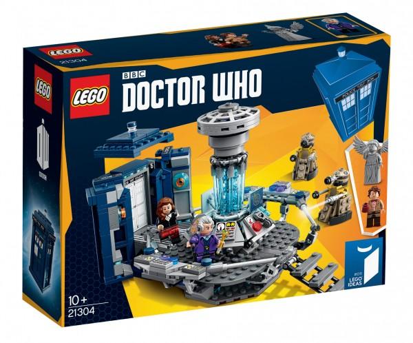 LEGO Ideas 21304 LEGO Doctor Who