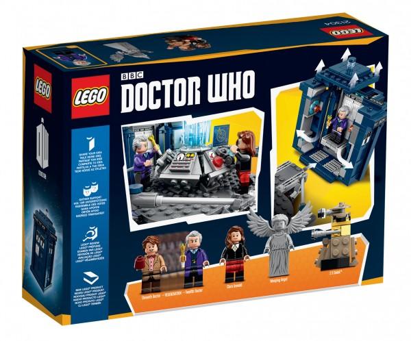 LEGO Ideas 21304 Doctor Who 2