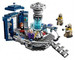 LEGO Ideas 21304 Doctor Who 3